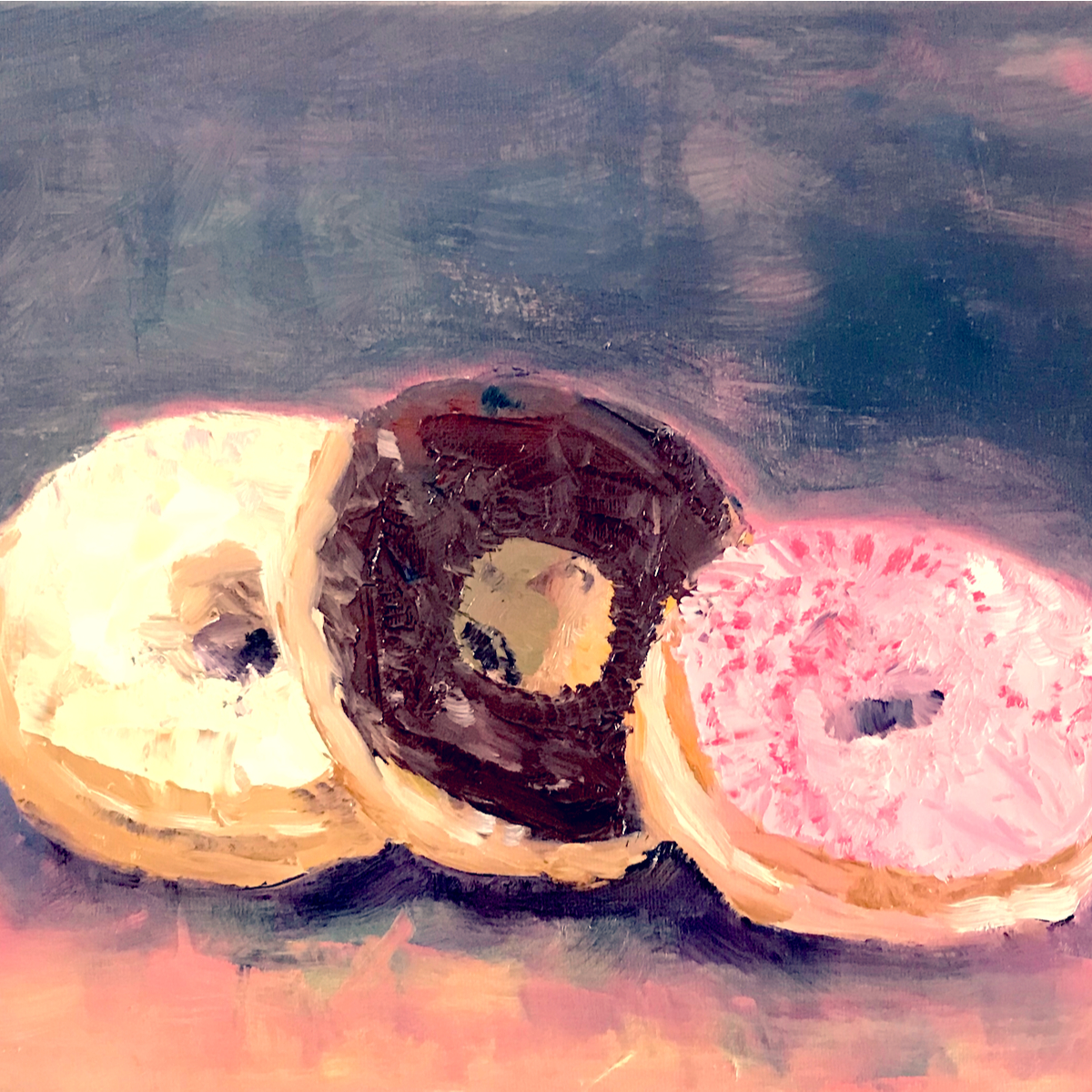 donut painting for top places to get donuts in GTA